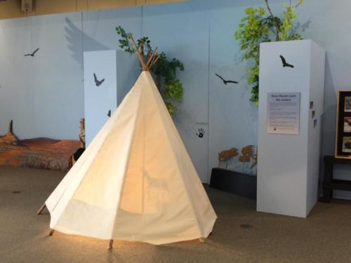 Oregon Trail Discovery Room